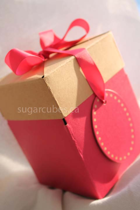 a sweet day of surprises for someone special